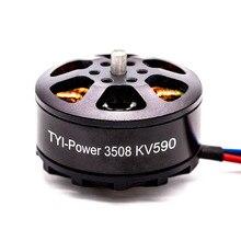 TYI 3508 400KV 590KV kefe nélküli motor lemez