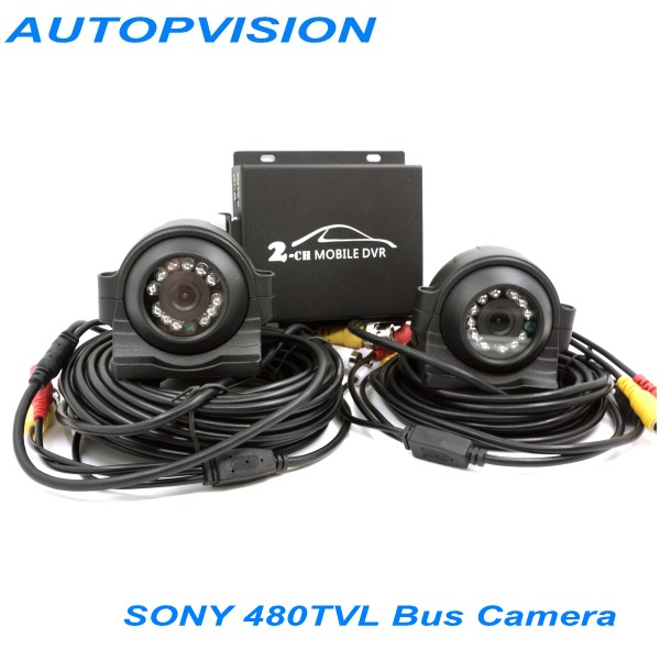 Mini Cctv Camera Recorder 2 Way DVR Kits CCTV Security Camera Kamera