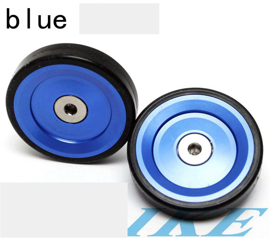 Ti Parts Workshop Titanium 66mm Eazy Wheels for Brompton Bicycle easy pulling