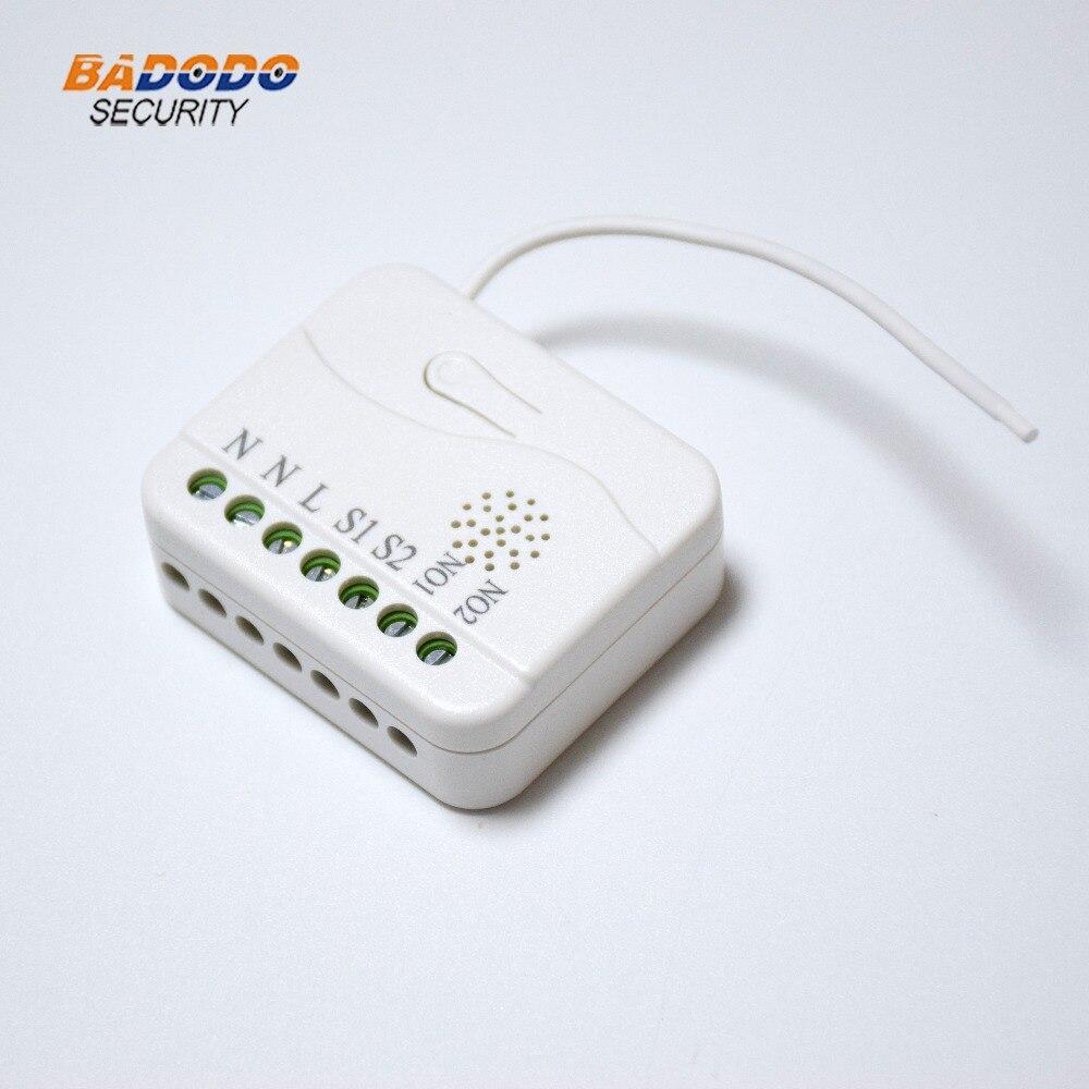 Eu Au Us Frequency Wireless Z Wave Plus Roller Shutter