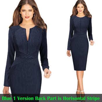 Vfemage Dresses Blue 1