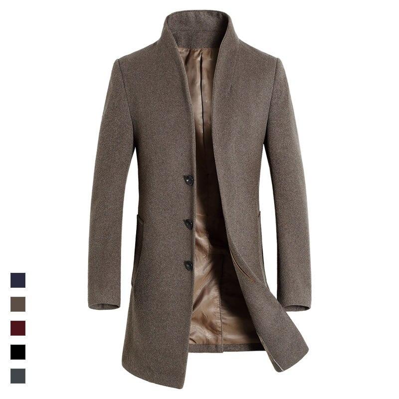 Online Get Cheap Mens Cashmere Long Coat -Aliexpress.com | Alibaba ...