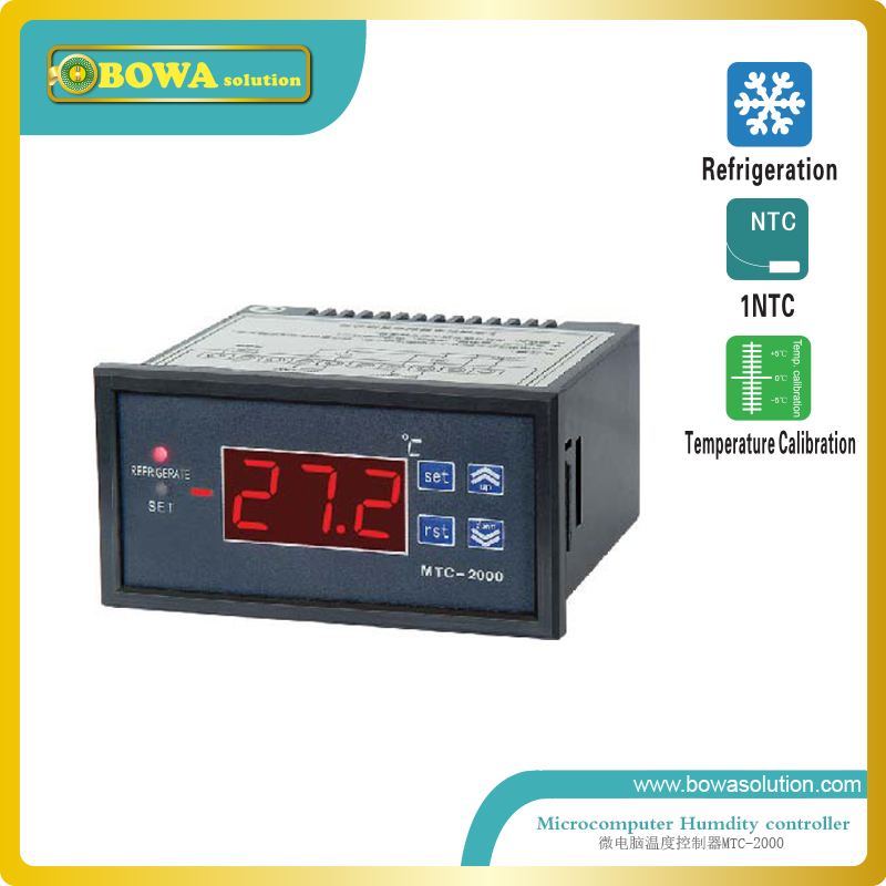 Microcomputer Temperature Controllers for water chiller, seafood machine and other medium temperature storage  цены