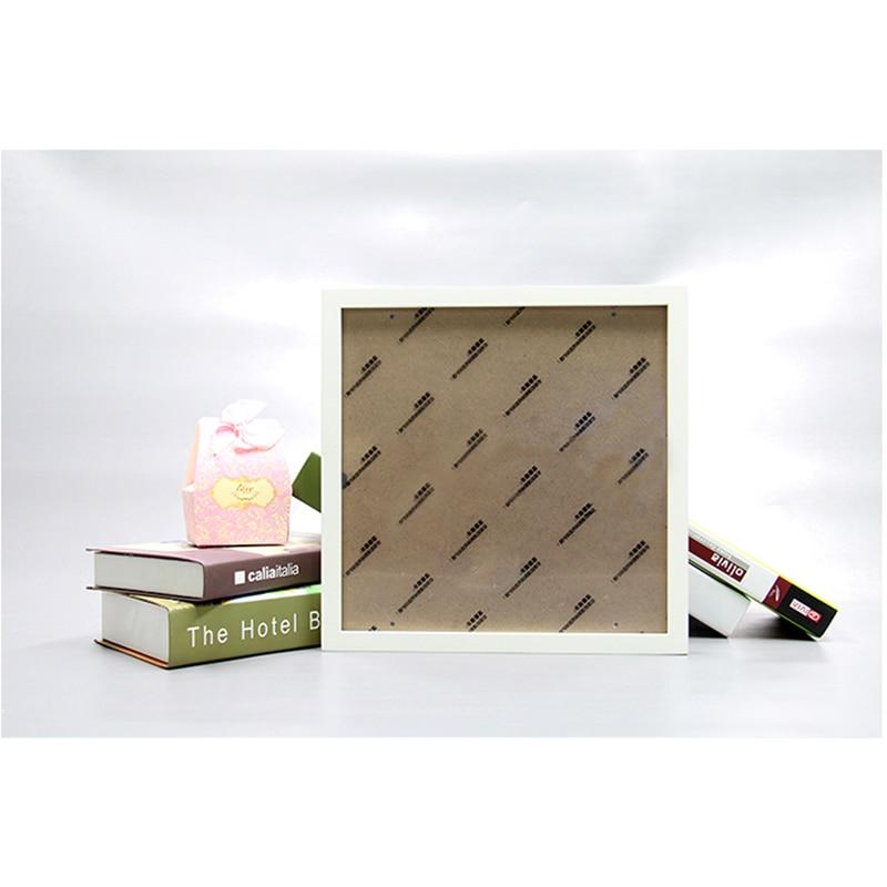 Tamaño 30x40 cm 30x30 cm madera Marcos para diamante pintura Cruz ...
