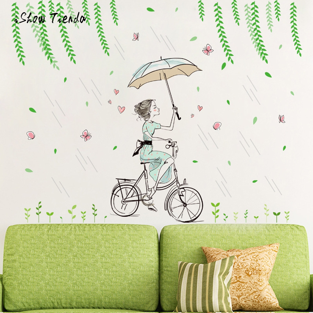 vintage poster Beautiful DIY Wallpaper 3D Wall Stickers Butterfly ...