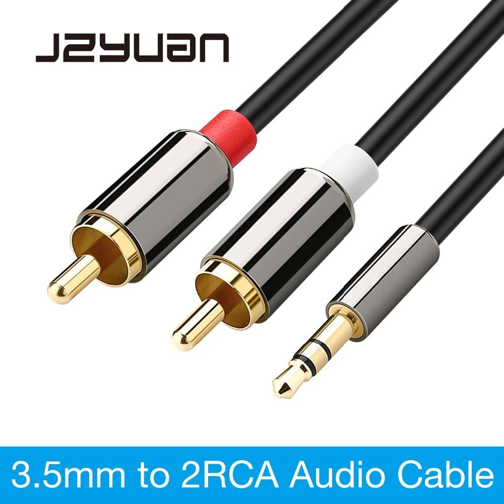 Ugreen Rca Cables,2 Rca Male To 2 Rca Male Audio Lead Twin Phono Stereo Intercon
