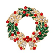 Christmas Collection Decoration Brooch Pin