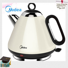 1.7L Fashion Midea electric kettle Automatic keep warm and Quick heating portable electric pot 220v for household appliances