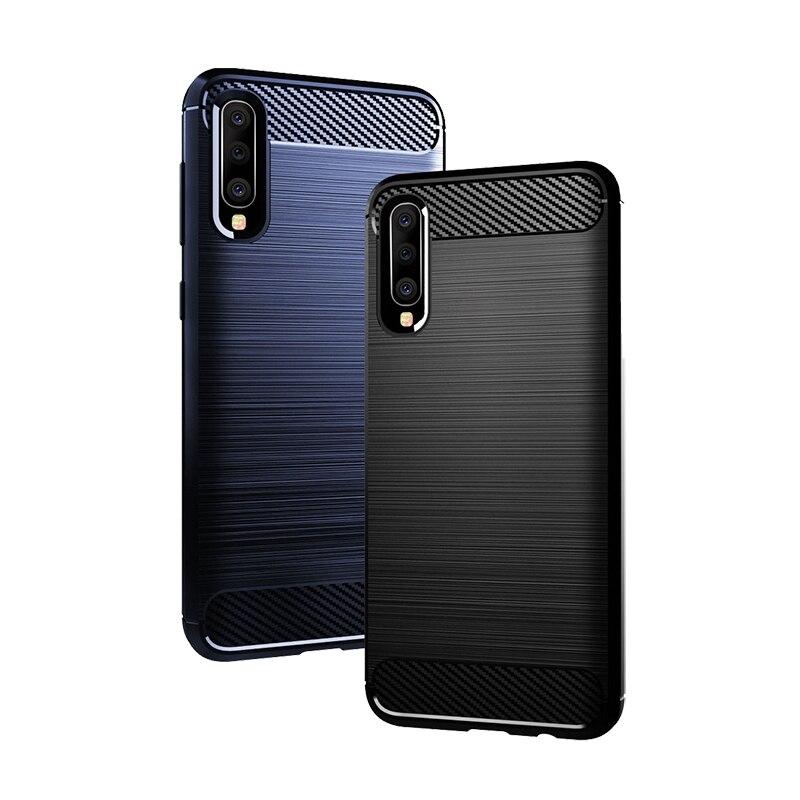 For Samsung Galaxy A50 Case Silicone Cover Phone Fundas Coque