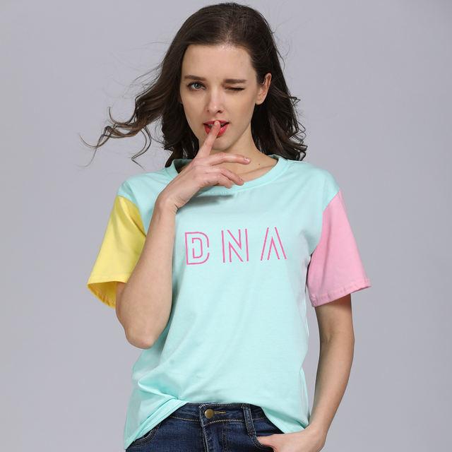 BTS DNA T-SHIRT (2 VARIAN)