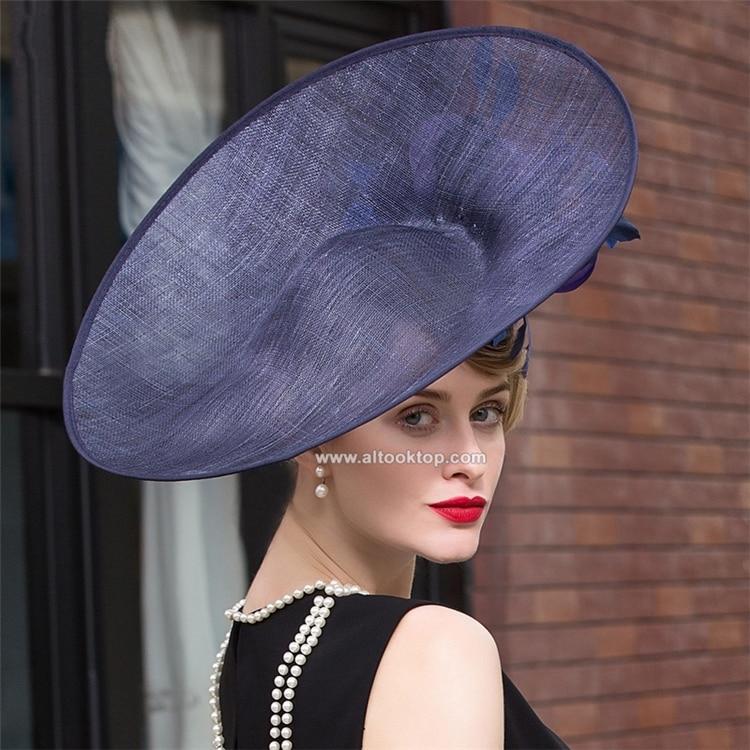 Racecourse kentucky derby hats for tea party dresses white black . d8e5045bd047
