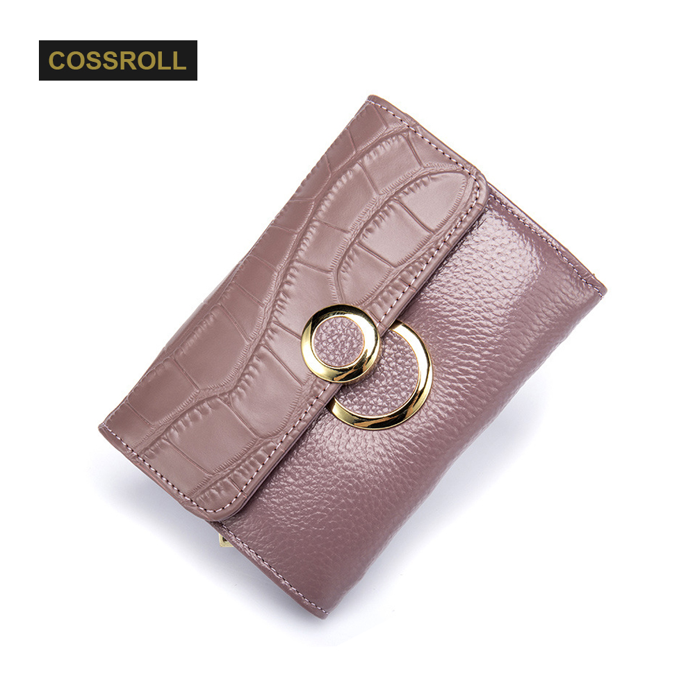2017 New Vintage Women Wallets Female Genuine Leather Womens Wallet Zipper and Hasp Design With Coin Purse Pockets Fashion wallet female long zipper womens wallets and purses fashion solid genuine leather female wallet hasp women wallets coin purse