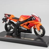 1 18 Scale Kid S Mini Superbike YAMAHA YZF R7 Diecast Motorcycle Moto Bike Endurance Model