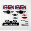 Acessórios do carro adesivos de carro e decalques para mini cooper Countryman R50 R52 R53 R55 R56 R57 R58 R59 R60 R61 R62
