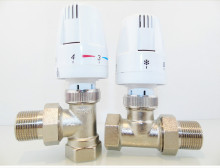 Heating Actuator Energy saving DN15 DN20 thermostatic Radiator Valve underfloor heating system