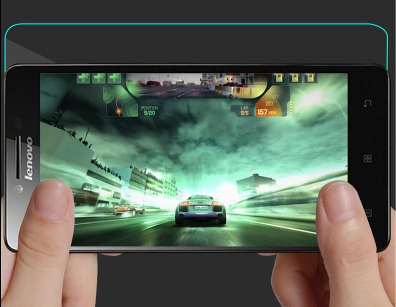 Szkło hartowane Dla A328 Lenovo Vibe Zastrzelony A319 A536 A2010 A7000 A6000 Uwaga K5 K3 P1 S1 P70 S850 S660 P780 Screen Protector Film 10