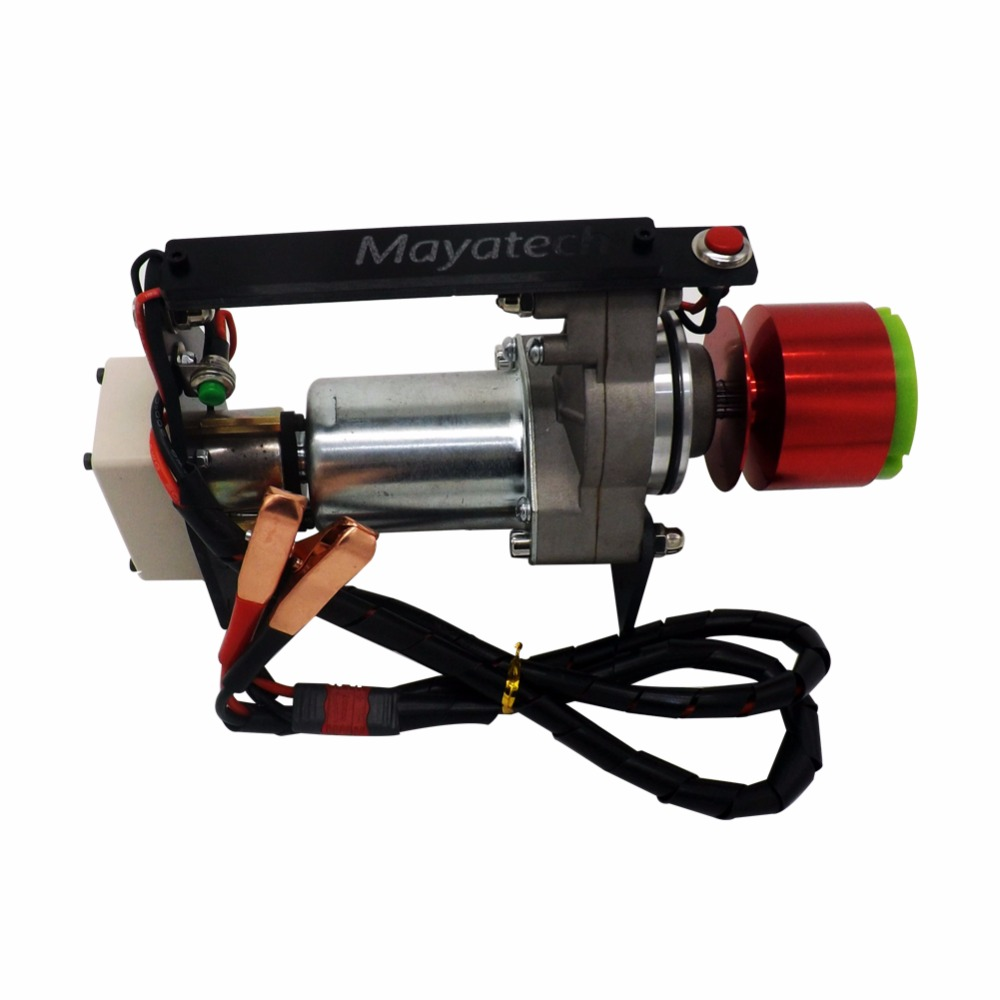 GTFDR Good Quality Starter for 15cc 80cc engine Rc airplane Electric Engine Starter