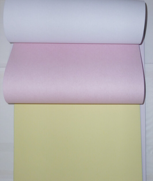 Custom A4 Carbonless Receipt Invoice Book NCR Quote Books Duplicate Printing