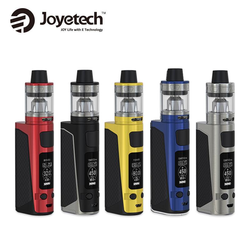 Prix pour D'origine 80 w joyetech evic primo mini kit avec procore bélier réservoir proc1/proc1-s tête joyetech evic primo mini mod pas batterie