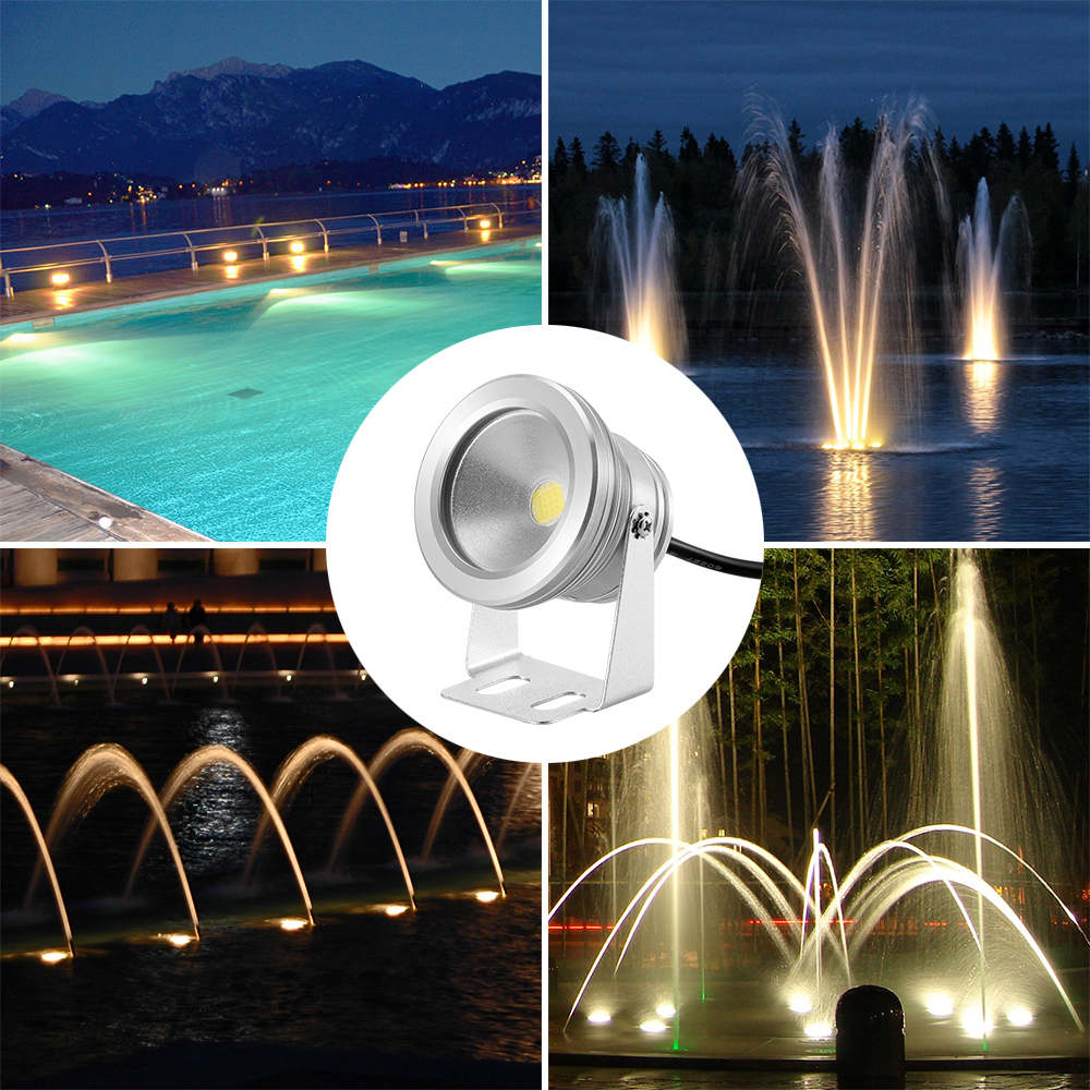 Sincere Floating Underwater Led Disco Light Glow Show Swimming Pool Hot Tub Spa Lamp For Swimming Pool 8*8*8cm Dropshipping Aug#1 Lights & Lighting