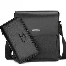 HONGYANDAISHU Fashion Echtes Leder herren Messenger Bags Mann Portfolio Büro Tasche Qualität Travel Schultertasche für Mann