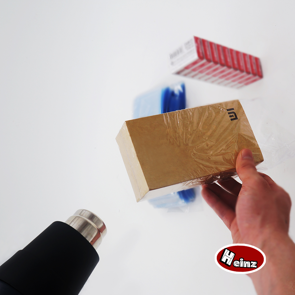 15 Articles To Help Organize Your Home For The New Year: 15*27cm PVC Heat Shrink Bags/ Clear Membrane Plastic