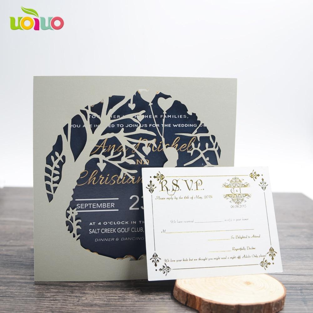 Latest customized wedding invitations romantic loving couple kiss ...