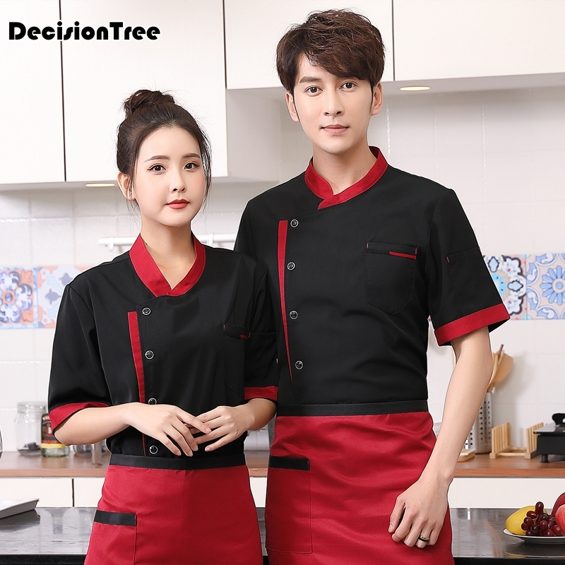 2020 Japanese Restaurant Uniforms Chef Uniform Unsex Style Food Service Clothing Professional Designed Cook Japanese