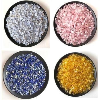 9 rodzajów 50g naturalny kwarcowy kryształy kamienie cytryn Lapis Lazuli różowy kryształ niebieski koronki agat cherry agat naturalne kryształy kwarcu tanie i dobre opinie doxa CN (pochodzenie) LOVE FENG SHUI CHINA KRYSZTAŁ