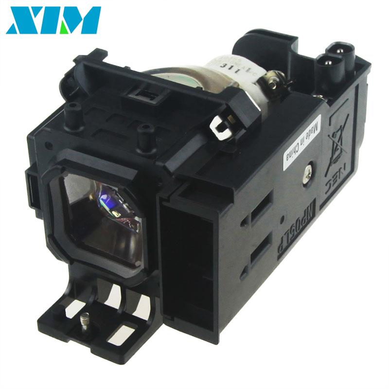 NP05LP compatible projector lamp bulb for NEC NP901 NP905 VT700 VT800 NP901W NP905G NP901WG VT800G VT700G 180 Days Warranty