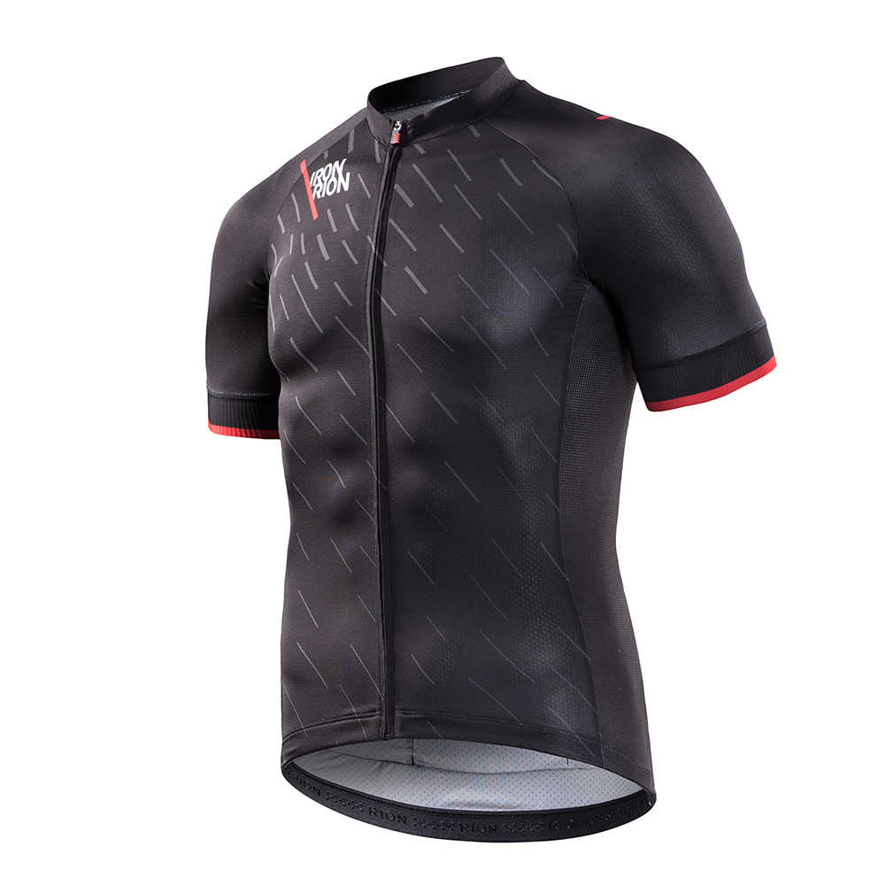 ... RION Cycling Men s Jerseys Short Sleeves Ciclismo MTB Mountain Bike  Motocross Downhill Quick Dry Professional Bicycle ... 7b287e01f