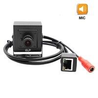 Audio Mini Type HD 1280 X 720P 1 0MP IP Camera Metal Indoor Security Camera ONVIF