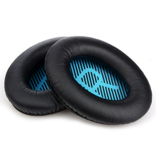 New Replacement Ear pad Cushions For Bose for QuietComfort 25 QC25 QC2 QC15 QC35 SoundTrue AE2 AE2i AE2w Headphone new battery for bose quietcomfort qc35