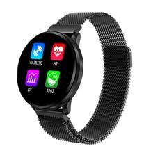 Cf68 Smart Watch Men Waterproof Ip67 Blood Pressure Sport Women Smartwatch Heart Rate Bracelet For Android Apple Ios