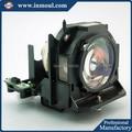 Substituição da lâmpada do projetor et-lad60aw/et lad60aw para panasonic pt-d5000 (dual)/pt-d6000 (dual)