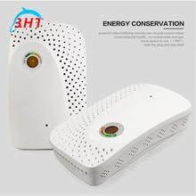 5pcs By DHL Reusable Mini Desiccant Dehumidifier Moisture Absorbing Wardrobe Air Dryer AC100-240V Dehumidifier For Home