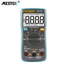 MESTEK MT101 MT102 Digital Multimeter DC AC Voltage Current Meter Resi