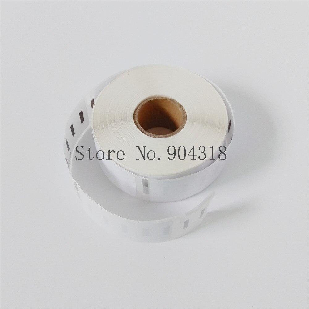 Étiquettes d'adresse 6 Rolls Dymo S0929120 Compatible