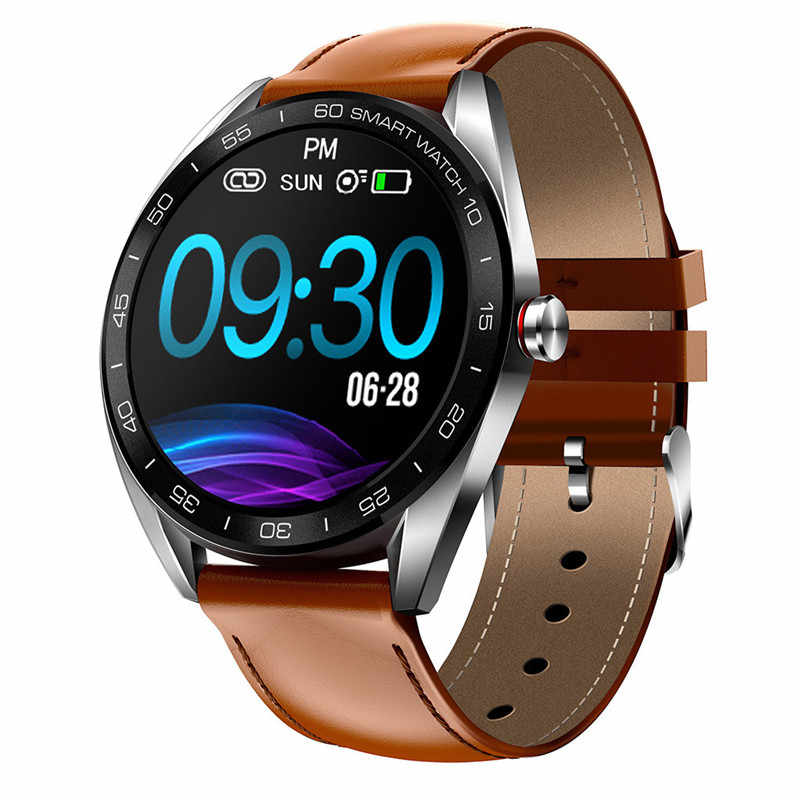 Heart Rate Blood Pressure Sleep Monitoring Smart Watch Sport Bracelet Bluetooth Band Business Smartwatch Fashion Fitness Tracker