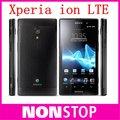 Lt28 оригинальный Sony Xperia ion LTE LT28i LT28h мобильный телефон 16 ГБ двухъядерный 3 г и 4 г GSM , WIFI , GPS 12MP бесплатная доставка