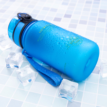 UZSPACE BPA FREE Water Bottle Shaker Drink Sport Direct Drinking Climbing Plastic With Filter