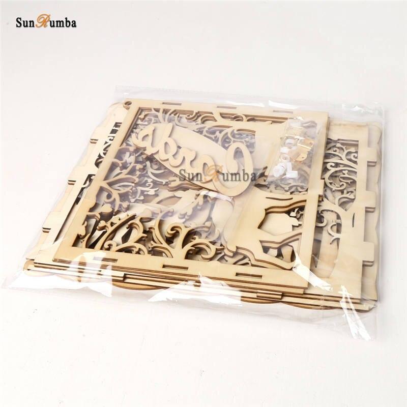 Wedding card box MUW-328-09