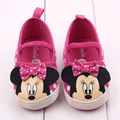 Pink Princess Baby Girl Shoes Children Newborn Sneakers For Girls Kids Infant Toddler First Walker Mouse Chaussures Bebe Sapatos