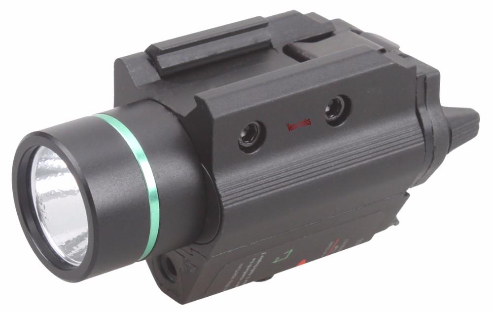 VO Doublecross Green Laser Flashlight Acom 1