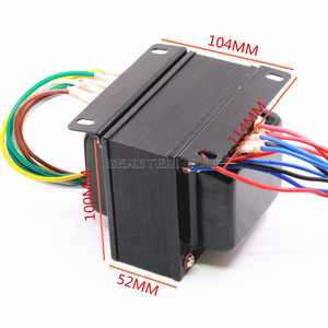 Image 5 - Выход трансформатора 300 Вт: 0 в, 0 5 в * 3, 0 6 в для усилителя трубки 300B