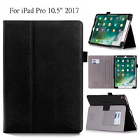 Leather Case For IPad Pro 10 5 2017 Ultra Thin Flip Smart Cover Full Protection Tablet