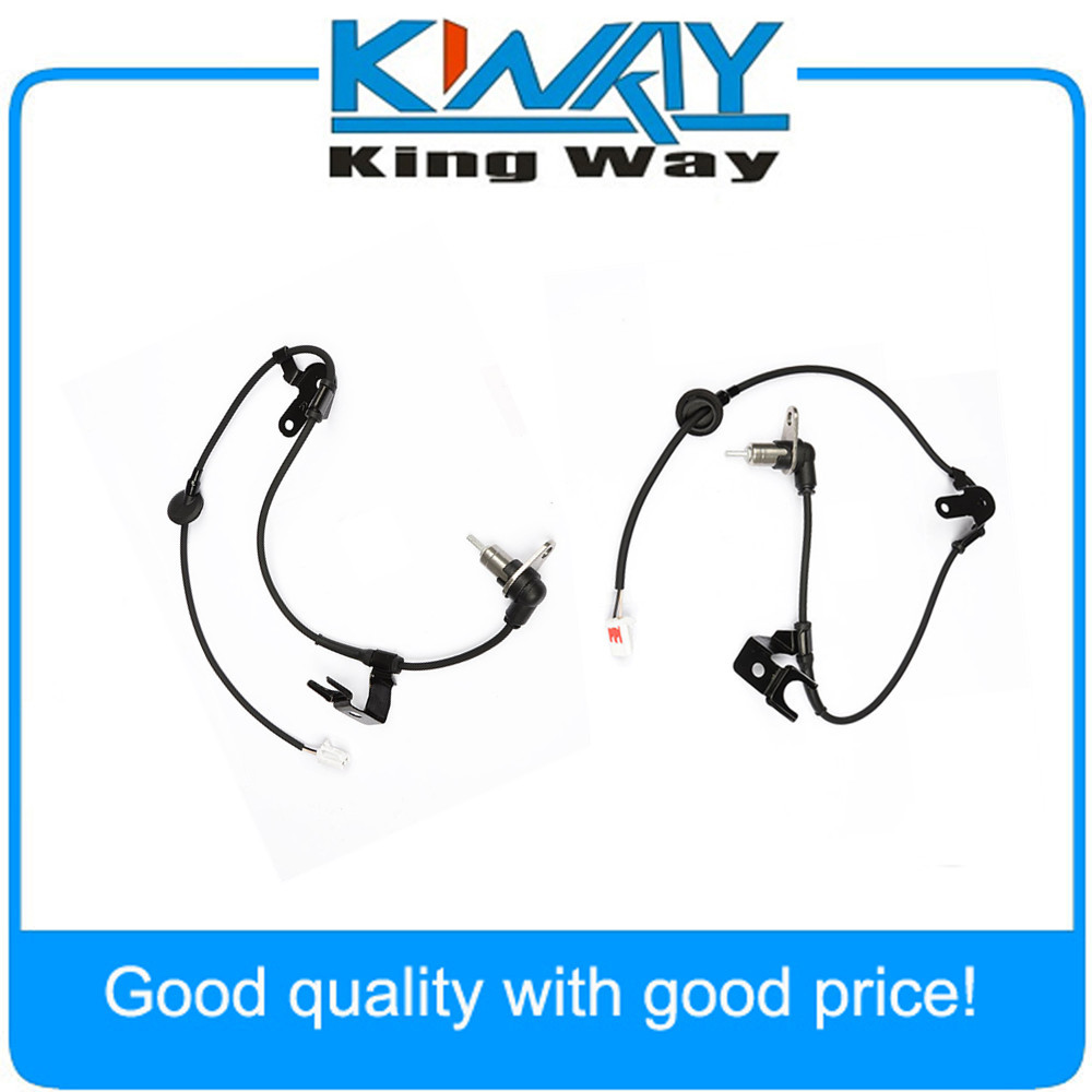 FREE SHIPPING-King Way-NEW ABS WHEEL SPEED SENSOR REAR LEFT RIGHT Fit For MAZDA PROTEGE/PROTEGE 5 1999-2003
