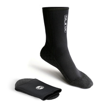 SLINX 3mm Swimming Socks Unisex Stretchable Insulated Scuba Comfortable Swimwear Wetsuit Neoprene Diving Snorkeling
