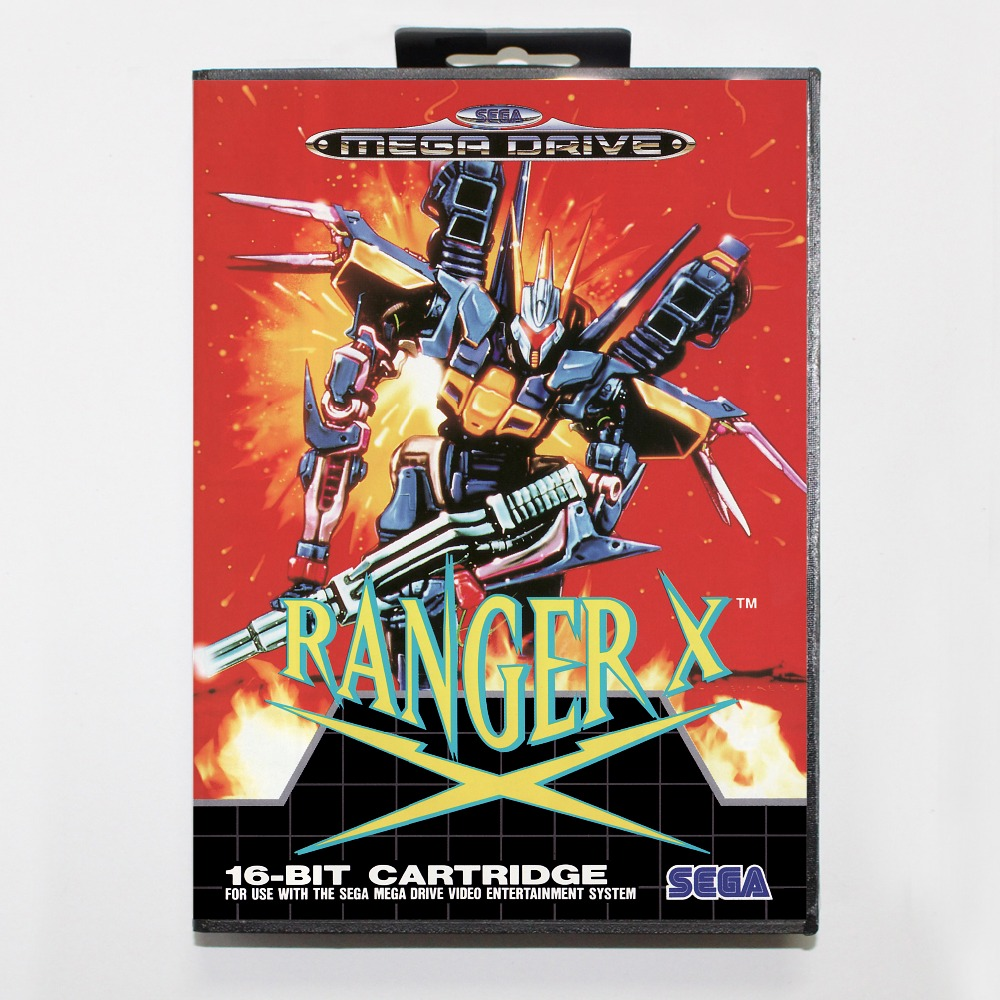 ranger x 16 bit sega md game card with retail box for sega mega drive for genesis sega md game card ranger xsega md games aliexpress www aliexpress com