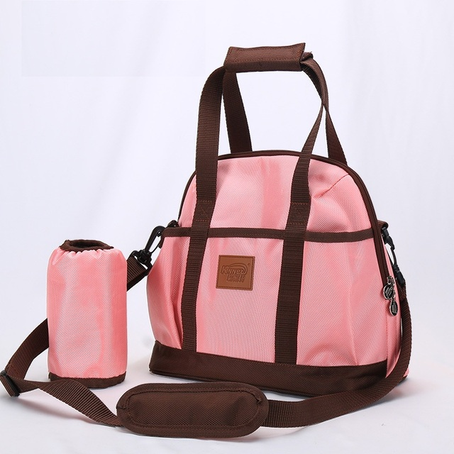 Women Fashion High Quality Waterproof Oxford Baby Bags Large Capacity Mother Bags Handbag For Mom Shoulder Bags Diaper Bag Bolso